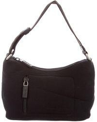 Miu Miu - Miu Neoprene Bag Black - Lyst