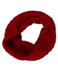 Dior Homme - Knit Infinity Scarf - Lyst