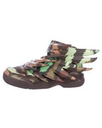 Jeremy Scott for adidas - Wings 3.0 Camo Sneakers - Lyst