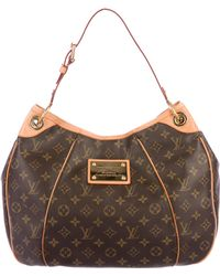 Louis Vuitton - Monogram Galliera Pm Brown - Lyst