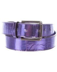 Ports 1961 - Leather Belt - Lyst