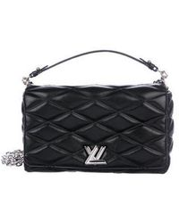 Louis Vuitton - Go-14 Malletage Mm Black - Lyst