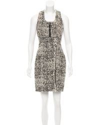 Proenza Schouler - Bouclé Sheath Dress - Lyst