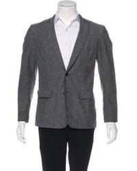 Rag & Bone - Woven Two-button Sport Coat Grey - Lyst