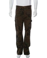 Louis Vuitton - Camo Dungaree Pants W/ Tags - Lyst