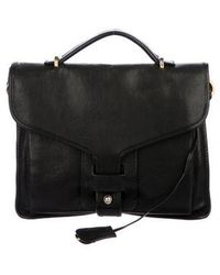 Opening Ceremony - Leather Ocla Satchel - Lyst