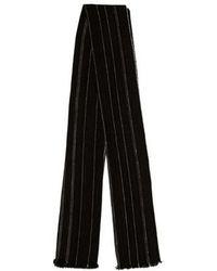 Eskandar - Striped Cashmere Scarf - Lyst