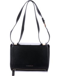 Lyst - Givenchy Mini Pandora Box Bag in Metallic fcd178952ab5d