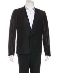 Dior Homme - Wool One-button Blazer - Lyst