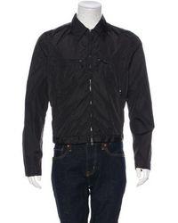 CoSTUME NATIONAL - Lightweight Zip-up Jacket - Lyst
