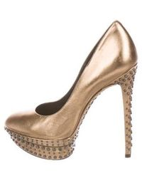 B Brian Atwood - Studded Pumps - Lyst