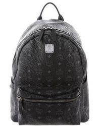 MCM - Visetos Stark Backpack Black - Lyst