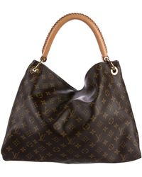 Louis Vuitton - Monogram Artsy Gm Brown - Lyst
