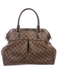 Louis Vuitton - Damier Ebene Trevi Gm Brown - Lyst