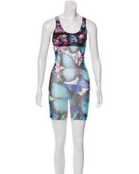 Jean Paul Gaultier - Printed Swimsuit Cover-up - Lyst