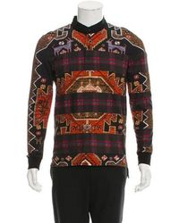Givenchy - 2015 Persian Carpet Shirt Black - Lyst