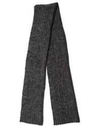 By Malene Birger - Textured Knit Scarf W/ Tags - Lyst