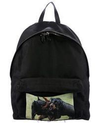 Givenchy - Rottweiler Print Backpack Black - Lyst