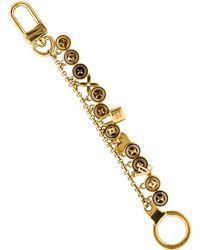 Louis Vuitton - Pastilles Bag Charm Brass - Lyst