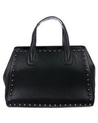 Thomas Wylde - Studded Leather Handle Bag - Lyst