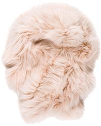 RED Valentino - Faux Fur Collar W/ Tags - Lyst