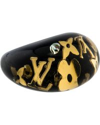 Louis Vuitton - Inclusion Ring Gold - Lyst