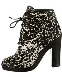 Reed Krakoff - Booties W/ Tags - Lyst