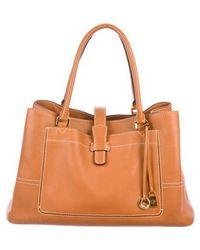 Loro Piana - Bellevue Odessa Bag Gold - Lyst