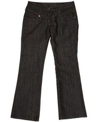 Neil Barrett - Flared Jeans - Lyst