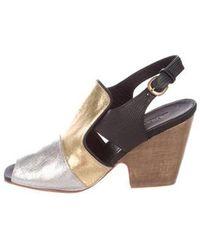 Rachel Comey - Zappa Slingback Sandals W/ Tags - Lyst
