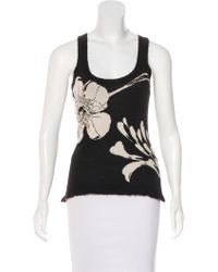 Christian Lacroix - Cashmere Embellished Top - Lyst