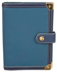 Louis Vuitton - Suhali Small Ring Agenda Cover - Lyst