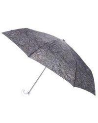 Marc Jacobs - Paisley Umbrella Grey - Lyst