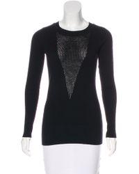 Marissa Webb - Wool Knit Sweater W/ Tags - Lyst