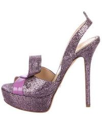 Jerome C. Rousseau - Platform High-heel Sandals - Lyst