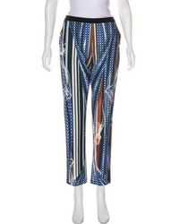 Clover Canyon - Printed Straight-leg Pants W/ Tags - Lyst