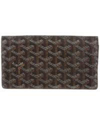 Goyard - Richelieu Wallet Black - Lyst