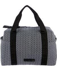 7feec75d9aa3 Lyst - Adidas By Stella Mccartney Small Sports Bag in Black