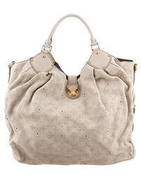 Louis Vuitton - Mahina Xxl Bag Brass - Lyst
