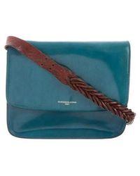 Golden Goose Deluxe Brand - Elise Shoulder Bag Teal - Lyst