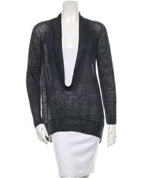 VPL - Cowl Neck Sweater - Lyst