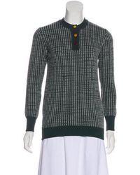 Trademark - Long Sleeve Knit Sweater - Lyst