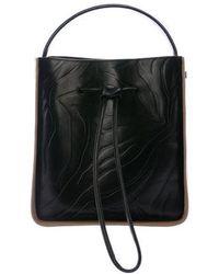 3.1 Phillip Lim - Small Soleil Bucket Bag Black - Lyst