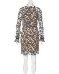 Rebecca Vallance - Short Dress - Lyst