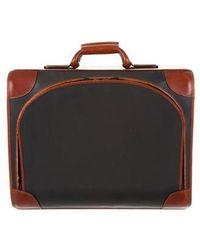 Bottega Veneta - Marco Polo Carry-on Suitcase Black - Lyst