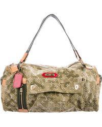 Louis Vuitton - Monogramouflage Lys Bag Olive - Lyst