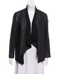 Majestic Filatures - Knit Jacket - Lyst