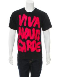 Jeremy Scott - Viva Avant Garde Graphic T-shirt - Lyst