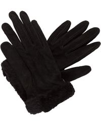 UGG - Suede Touch Screen Gloves W/ Tags - Lyst