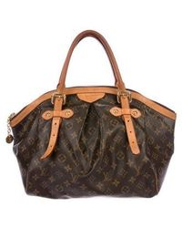 Louis Vuitton - Monogram Trivoli Gm Brown - Lyst